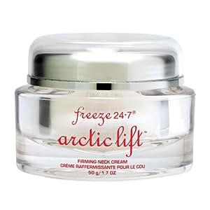 Amazon.com: Freeze 24/7 Arcticlift Firming Neck Cream, 1.7