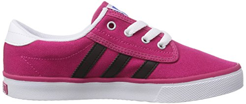 adidas Originals Kiel Unisex-Kinder Sneakers Rot (Bold Pink/Core Black/Ftwr White)