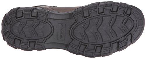Skechers USA Uomo Primero Chukka Boot, Cioccolato