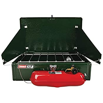 Image of Backpacking & Camping Stoves Coleman 2-Burner Classic Liquid Fuel Stove