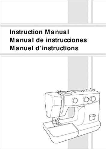 Brother XL40 XL40 XL40 Sewing Machine Owners Instruction Mesmerizing Brother Sewing Machine Model Xl 5232