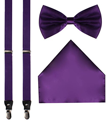 ORSKY Clip Suspenders Pocket Hanky product image