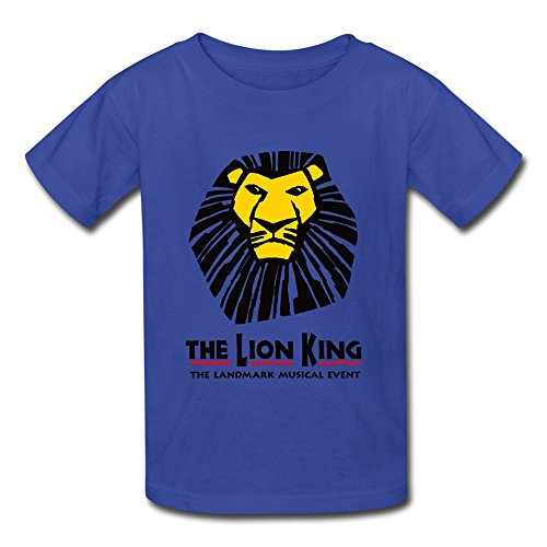 aopo-the-lion-king-the-landmark-musical-event-t-shirts-for-kids-unisex-x-large-royalblue