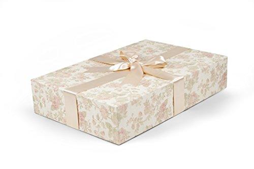 Wedding Dress Storage & Preservation Box - Antique Pink ()
