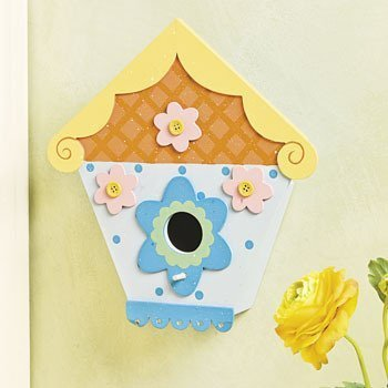 Spring Brights Birdhouse - Party Decorations & Yard Decor