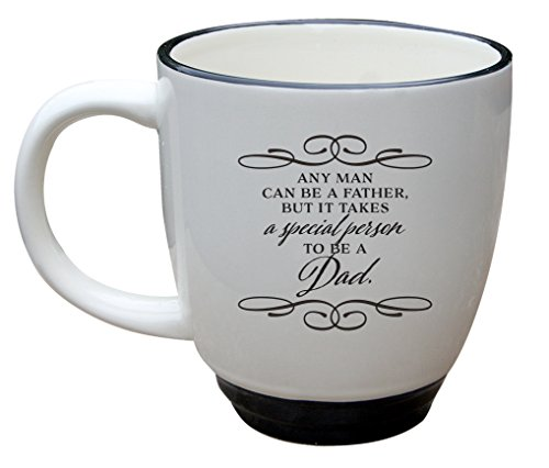 It Takes A Special Person To Be A Dad 14 oz. Ceramic Stoneware Coffee Mug