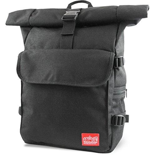 マンハッタンポーテージ(Manhattan Portage) Silvercup Backpack ** BLK B07474HG15