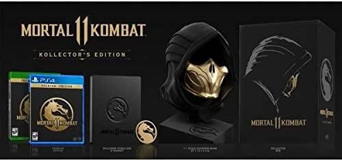 Mortal Kombat 11 Kollector S Edition Sony Playstation 4