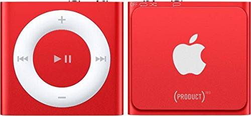 Apple iPod Shuffle 2GB Special Edition (Product) RED (Shuffle Ipod Mini)