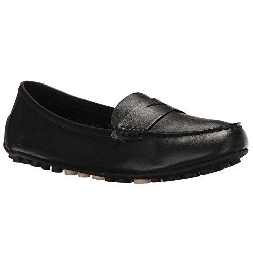 Born Womens Malena Closed Toe Casual Slide Sandals Black Full Grain wF9b7c