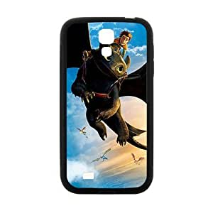 Black bat and man Cell Phone Case for Samsung Galaxy S4