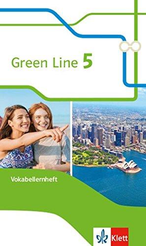 Green Line 5: Vokabellernheft Klasse 9 (Green Line. Bundesausgabe ab 2014) (Englisch) Broschüre – 30. Juli 2018 Harald Weisshaar Klett 3128342997 Schulbücher