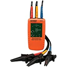 Extech 480403 Motor Rotation and 3-Phase Tester