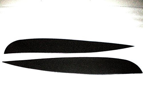 Acura Rsx Fiberglass (Fiberglass Headlight Eyelids For Acura RSX DC5 2002-2005)