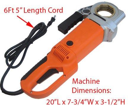2'' Portable Electric Pipe Threader Machine