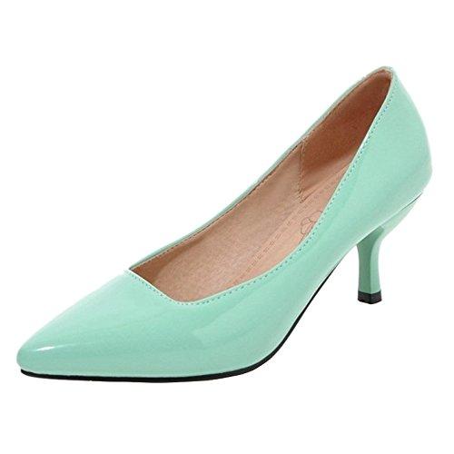 Sandales Compensées Compensées Onewus Femme Onewus Vert Sandales Vert Femme Xnq1wBfz