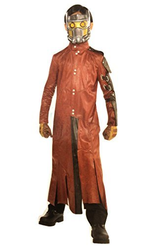 Guardians of The Galaxy Star-Lord Deluxe Boys Costume