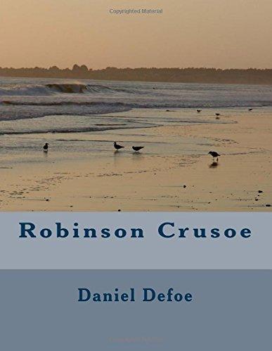 Descargar Libro Robinson Crusoe Daniel Defoe