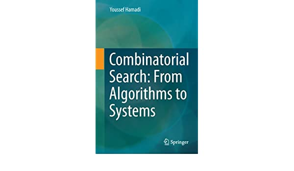 On algorithm selection, with an application to combinatorial search problems