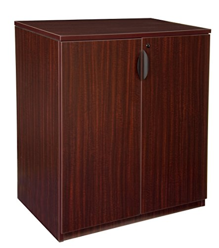 (Regency Legacy Stand Up Storage Cabinet, Mahogany)