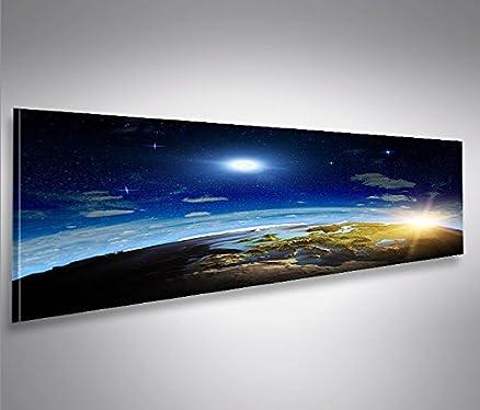 Quadro moderno 3D Panorama Mondiale Stampa su tela - Quadro x ...