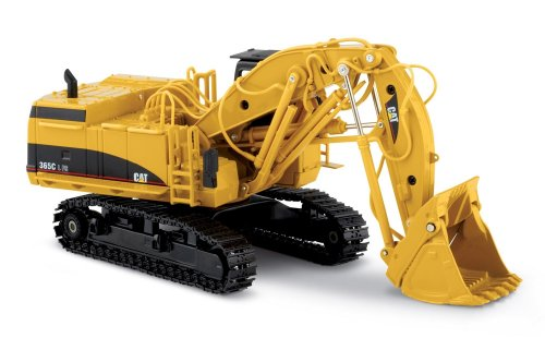 Norscot Cat 365C Front Shovel with metal tracks 1:50 scale ()