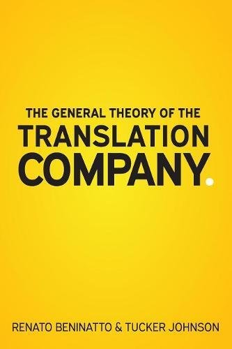 The General Theory of the Translation Company by Nimdzi