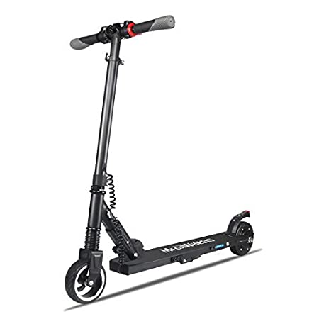 MEGAWHEELS Electric Scooter, Ultra-Lightweight Foldable Electric Kick Scooter for Kids