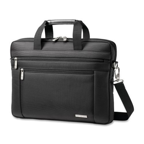 - SML432711041 - Samsonite Cosco Samsonite Classic Carrying Case for 15.6quot; Notebook - Black