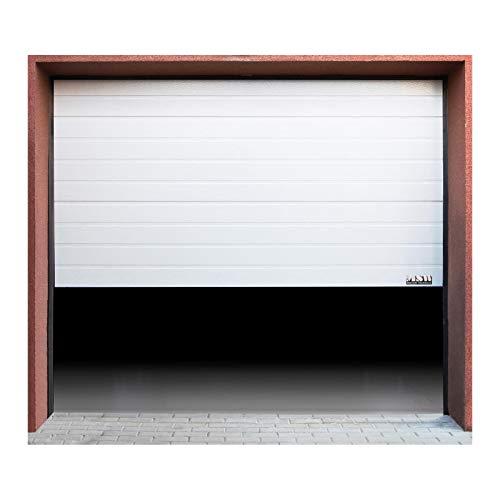 Msw Gd2521 0 Sectional Garage Door 2500 X 2125 Mm Buy Online In