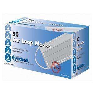 MASK-SURGICAL-EAR-LOOP-2201-BOX50-EACH