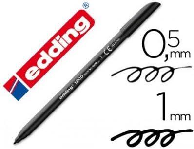 Edding Calligraphy/ color verde /Punta de fibra y marcador