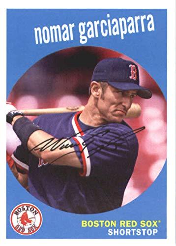 Baseball MLB 2018 Topps Archives #8 Nomar Garciaparra Red Sox