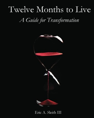 Download Twelve Months to Live, A Guide for Transformation PDF