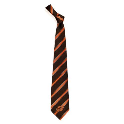 Oklahoma State Cowboys State Collegiate Woven Polyester Necktie