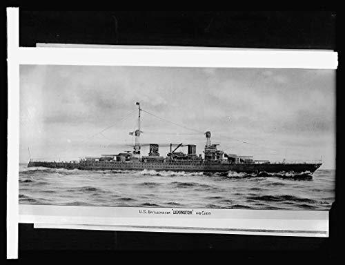 (Photography Poster - Battle cruiser class, 12/27/20, Gloss finish, 24