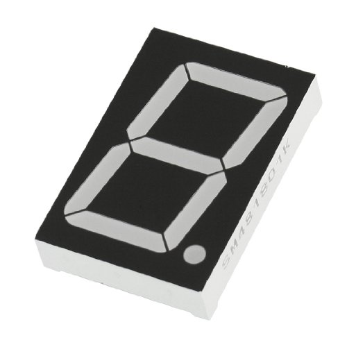 Segments Red Light LED Numeric Display Common Anode (7 Segment Led Common Anode)