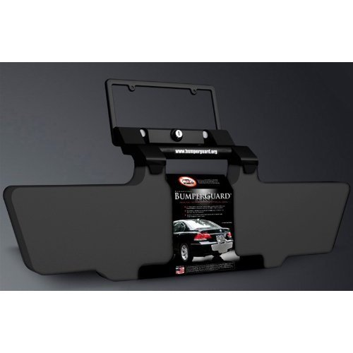 BumperGuard (Charcoal/Black) – Rear Bumper Protector