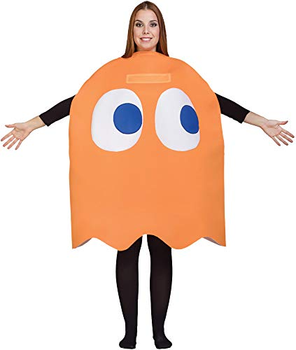 Deluxe Adult Pac Man Costumes - Clyde Deluxe Adult