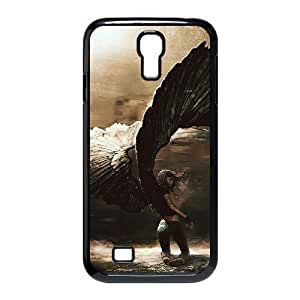 TOSOUL Customized Fantasy Angel Pattern Protective Case Cover Skin for Samsung Galaxy S4 I9500