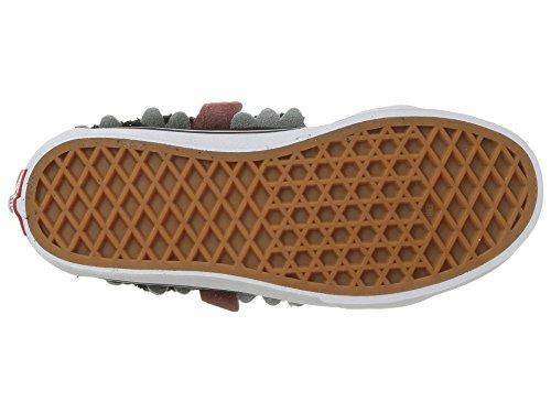 Pictures of Vans Boy's Sk8 Mid Reissue V Skate Shoes M 2