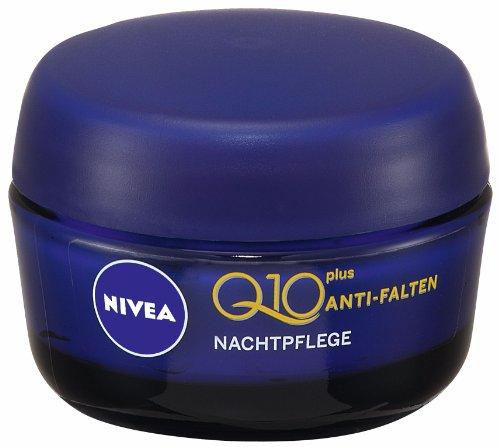 Nivea Anti-Rides Q10 Plus Crème de Nuit 50 Ml 1,7 Oz [Santé et beauté]