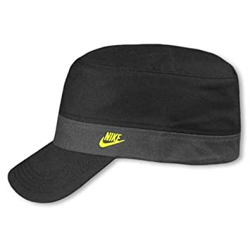 05ad5e54 ... low price nike child unisex military army style cap hat 343282 010 l xl  fits 55