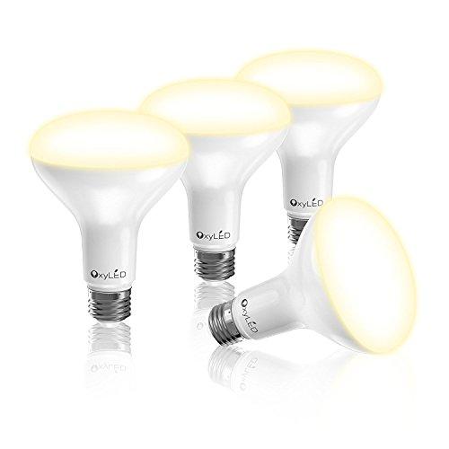 OxyLED Light Bulbs 810LM Angle