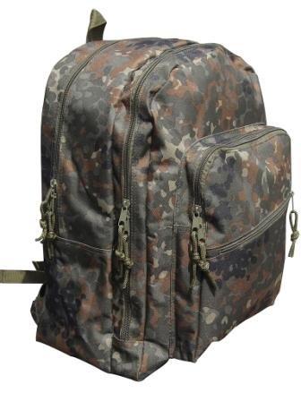 Mil-tec Mil-tec Flecktarn Camouflage Day Pack 25L