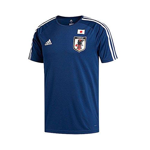 失望させる代表する処理アディダス(adidas) メンズJFA ホーム レプリカ Tシャツ DTQ75 1803 紳士 男性