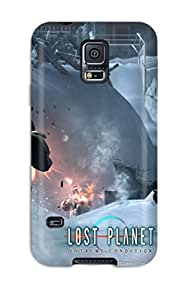 AMGake Fashion Protective Lost Planet Extreme Conditions Desktop Case Cover For Galaxy S5