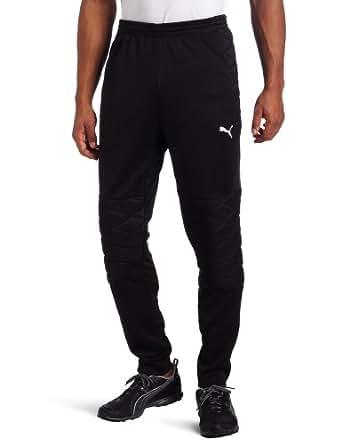 Puma Men's Foundation Gk Soccer Pants (Black, Large)