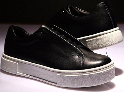 Paperplane Prime Handmade Black PP2015 Blacklabel Sneakers vFWqPvHr