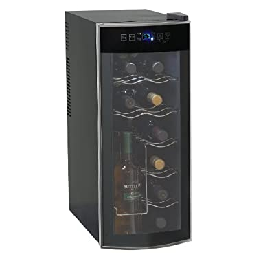 Avanti 12 Bottle Thermoelectric Counter Top Wine Cooler - Model EWC1201